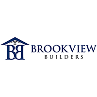 Brookview Builders Logo